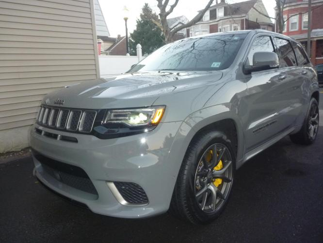 2020 Jeep Grand Cherokee Trackhawk AWD